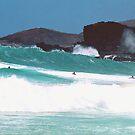 Watermen Sandy Beach Hawaii  by kevin smith  skystudiohawaii