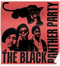 Black Panther Party: Posters | Redbubble