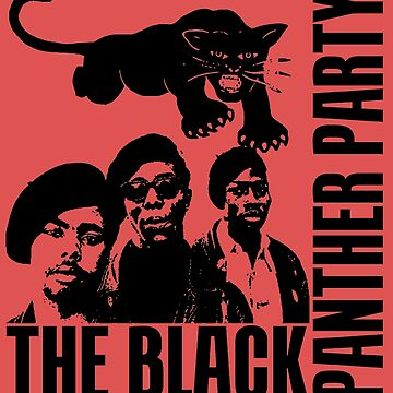 BLACK PANTHER PARTY by IMPACTEES