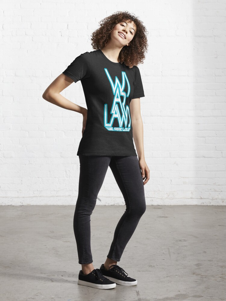 Alternate view of WIARLAWD Essential T-Shirt