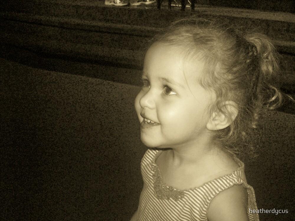 Beautiful Girl by heatherdycus