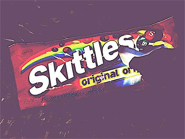 Skittles by Kenny Emerson