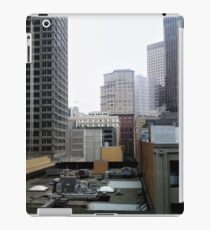 Skyscrapers in Downtown San Francisco iPad Case/Skin