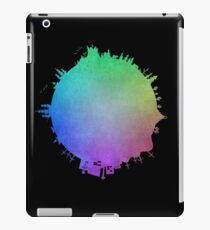 The Small World Dark iPad Case/Skin