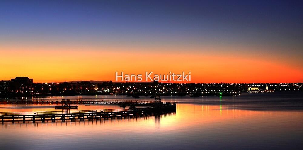 1316 Geelong at dusk by Hans Kawitzki