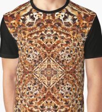 Harlequin 1 - Brown Graphic T-Shirt