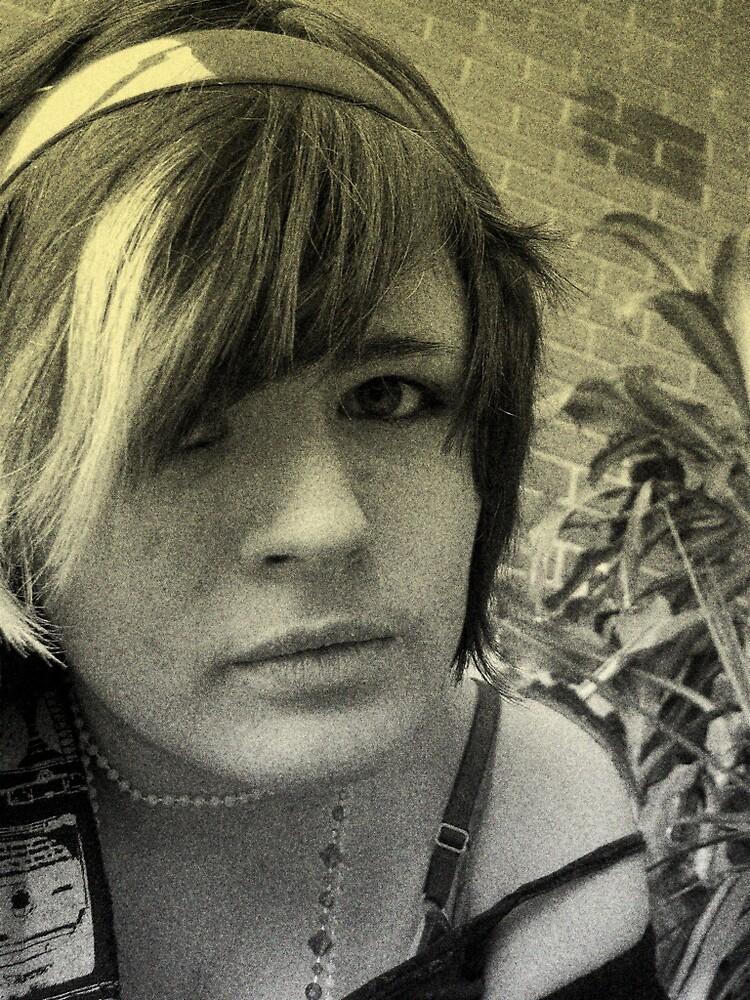 50's Film Star... by Rebecca  Evans
