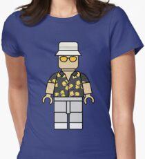 raoul duke Womens Fitted T-Shirt