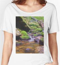 Relaxing long exposure Women's Relaxed Fit T-Shirt