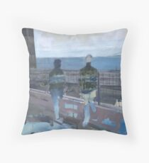 Nature Affirmations Throw Pillow