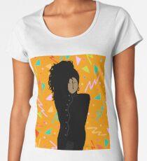 002. JJ x CONTROL Women's Premium T-Shirt