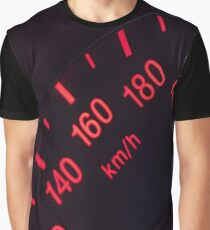 Speedometer Graphic T-Shirt