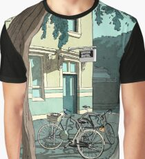 bicycles at the Hotel Graphic T-Shirt