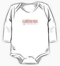 california grown cali life Kids Clothes