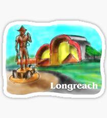 Longreach Sticker