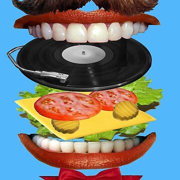Eat The Sound by zandozan
