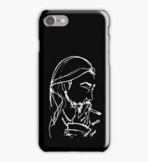 BW yohji Yamamoto iPhone Case/Skin
