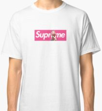 Naruto Sakura x Supreme Parody Box Logo Classic T-Shirt