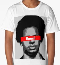 Eric Andre Ranch Long T-Shirt