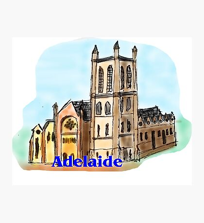 Adelaide Photographic Print