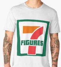 7 Figures 711 Parody  Men's Premium T-Shirt