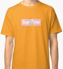 Eromanga Sensei Sagiri x Sup Me Parody Box Logo Pink Classic T-Shirt