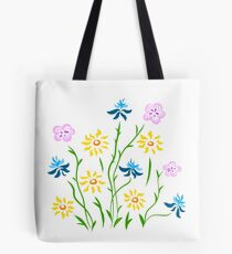 Spring Theory Tote Bag