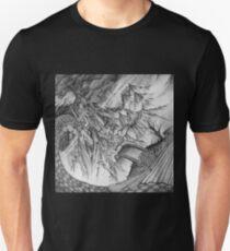 Ancalagon at Thangorodrim Unisex T-Shirt
