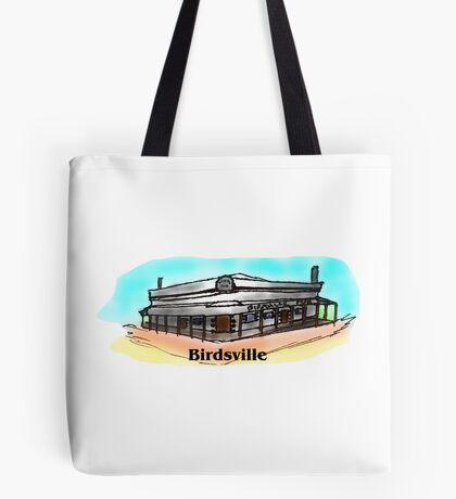 Birdsville Tote Bag