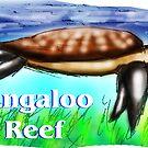 Ningaloo Reef by David Fraser