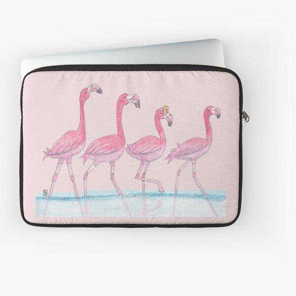 Flamingo or freedom Laptop Sleeve