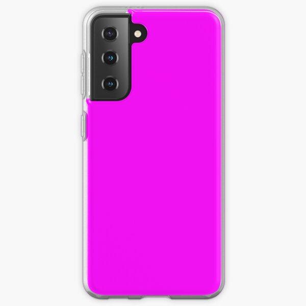 Fuchsia Violet Samsung Galaxy Soft Case
