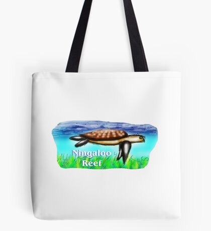 Ningaloo Reef Tote Bag