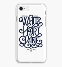 Tottenham Hotspur : White Hart Lane iPhone Case/Skin