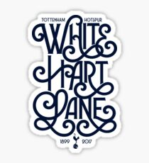 Tottenham Hotspur : White Hart Lane Sticker