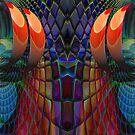 Wizzard threads! by Elaine Bawden