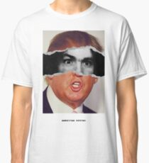 Donald Trump Charles Manson American Psycho Classic T-Shirt