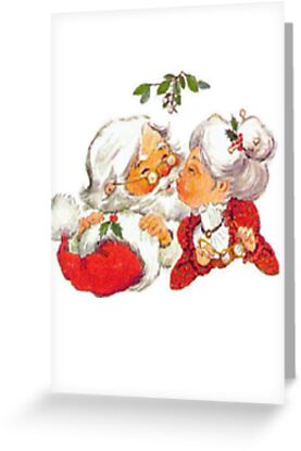 Mr and Mrs Claus by ©Josephine Caruana