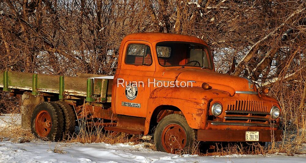 Antique Water Truck - Spanish Fork, UT by Ryan Houston
