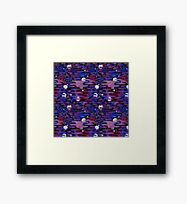 Sunsets on Other Planets  Framed Print