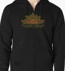 The Sundowner Motel (Preacher) Zipped Hoodie