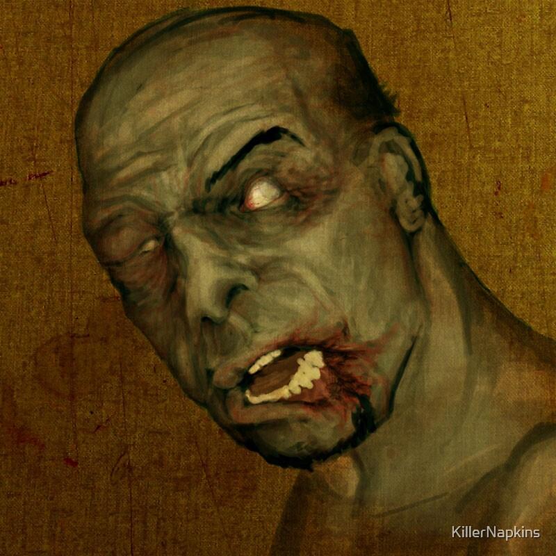 Zombie Digital by KillerNapkins