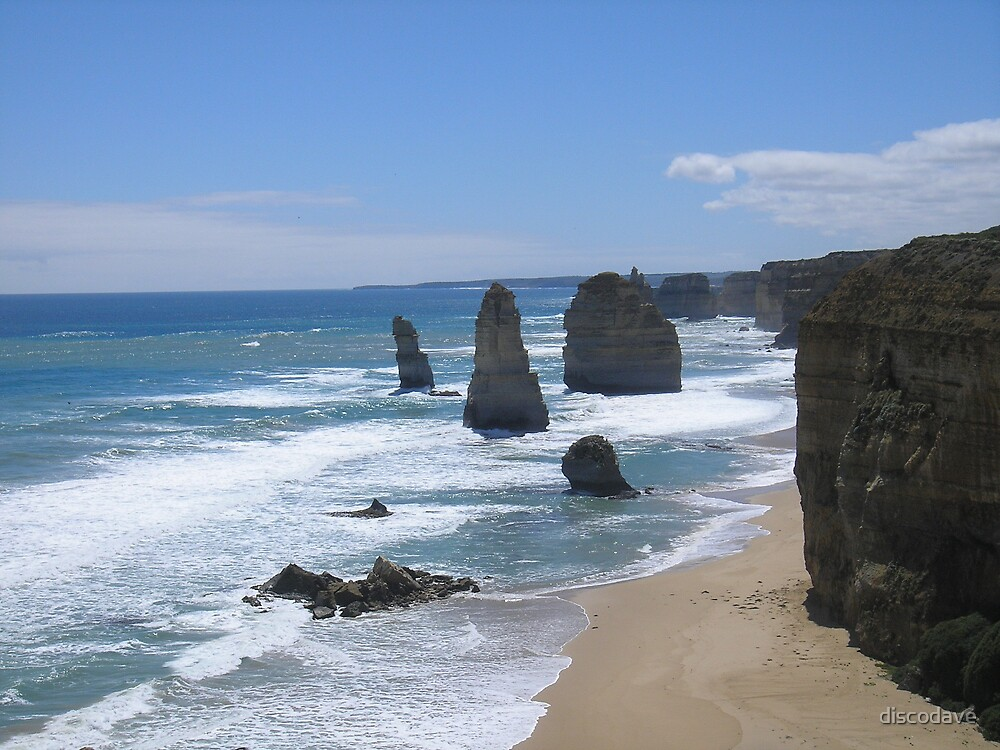 12 apostles by discodave