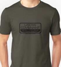 USCSS Covenant : Inspired by Alien : Covenant (Dark) T-Shirt