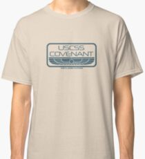USCSS Covenant : Inspired by Alien : Covenant Classic T-Shirt
