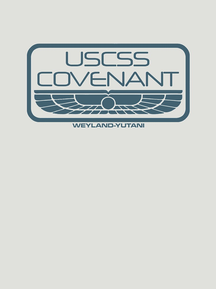 TShirtGifter presents: USCSS Covenant : Inspired by Alien : Covenant | Unisex T-Shirt