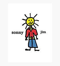 Sonny Jim Photographic Print