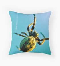 Web Site Throw Pillow