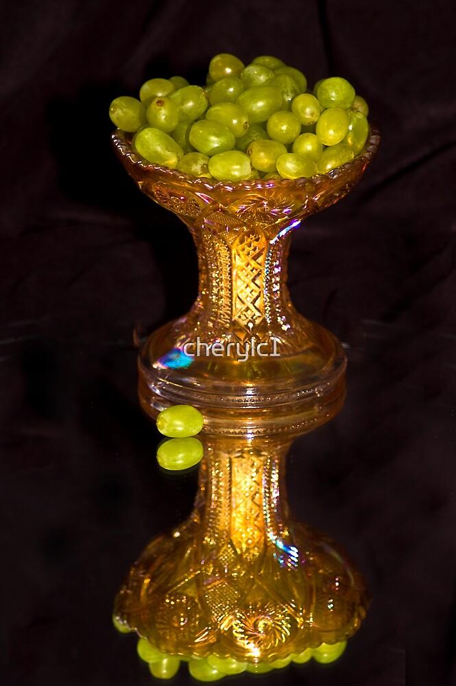 Grapes anyone? by cherylc1