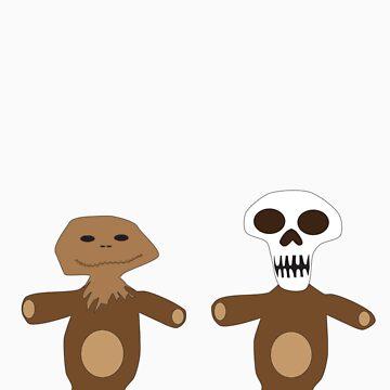 Evil Teddies by ryanpederson